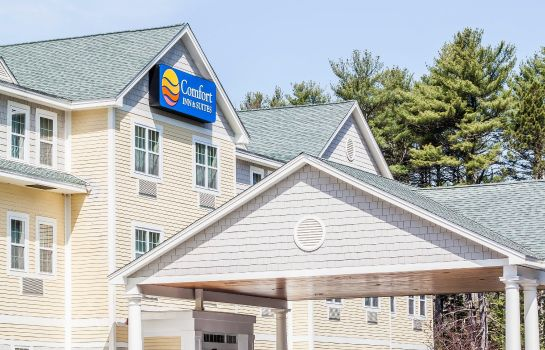 Außenansicht Comfort Inn & Suites Scarborough-Portland