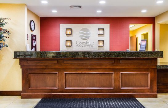 Hotelhalle Comfort Inn & Suites Scarborough-Portland