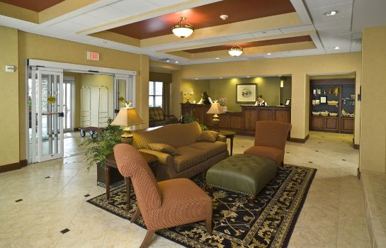 Hotelhalle Homewood Suites by Hilton Portland