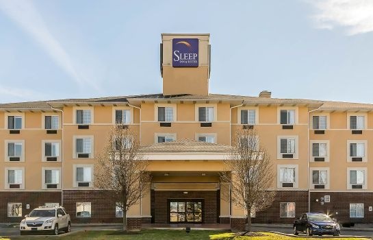 Vista exterior Sleep Inn & Suites Shepherdsville