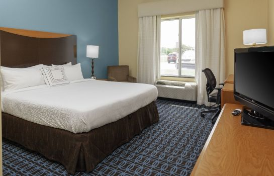 Chambre Fairfield Inn & Suites Seymour Fairfield Inn & Suites Seymour