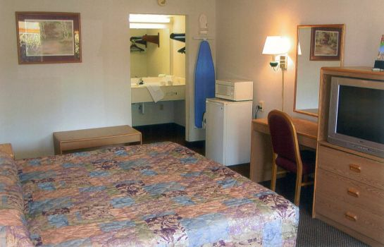 Chambre Americas Best Value Inn Shelby