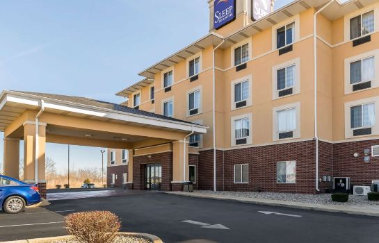 Vista esterna Sleep Inn & Suites Shepherdsville Louisville South