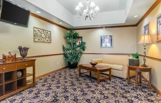 Vestíbulo del hotel Sleep Inn & Suites Shepherdsville Louisville South