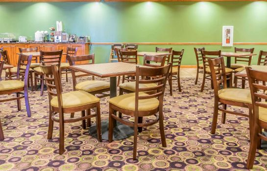 Restaurante Sleep Inn & Suites Shepherdsville