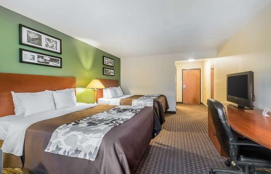 Suite Sleep Inn & Suites Shepherdsville Louisville South