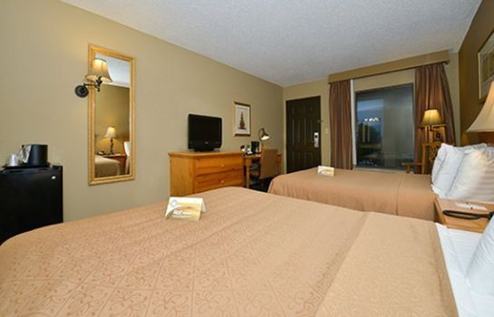 Suite Quality Inn US65 & E. Battlefield Rd. Springfield