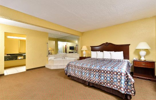 Suite Americas Best Value Inn Starke