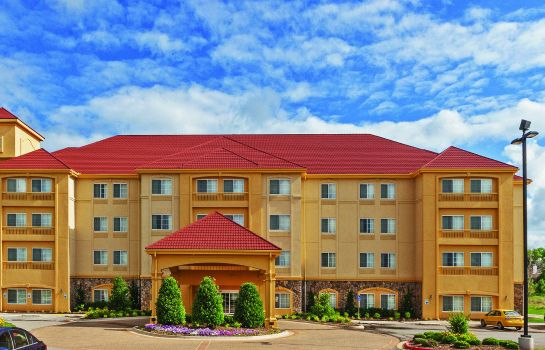 Außenansicht La Quinta Inn and Suites Stillwater -University Area
