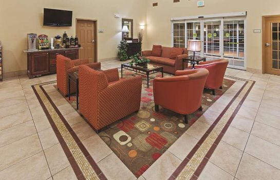 Hotelhalle La Quinta Inn and Suites Stillwater -University Area