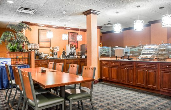 Restaurant Clarion Inn & Suites Fairgrounds