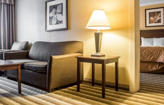 Suite Quality Inn and Suites Fairgrounds