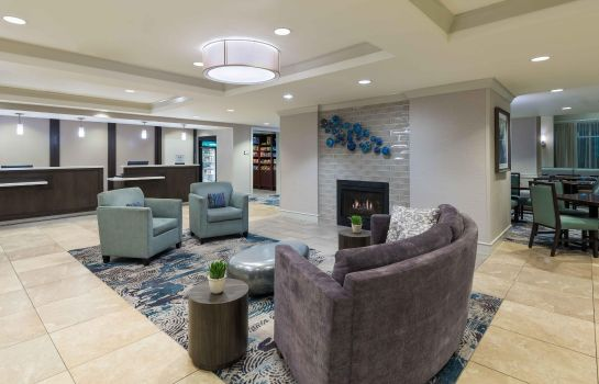 Hotelhalle Homewood Suites by Hilton Tampa Airport - Westshore