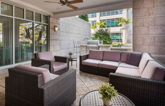 Restaurant Homewood Suites by Hilton Tampa Airport - Westshore