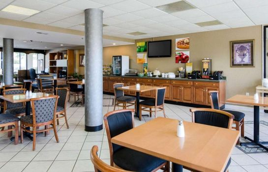 Restaurant Quality Inn Troutville - Roanoke North