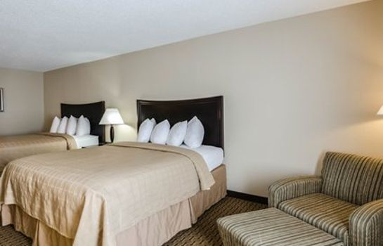 Suite Quality Inn Troutville