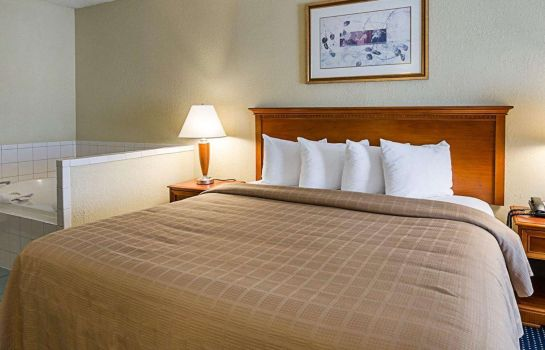 Suite Quality Inn Troutville - Roanoke North