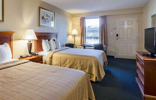 Doppelzimmer Komfort Quality Inn Troutville - Roanoke North
