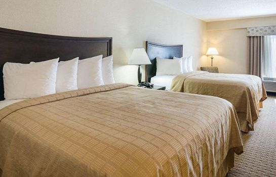 Zimmer Quality Inn Troutville - Roanoke North