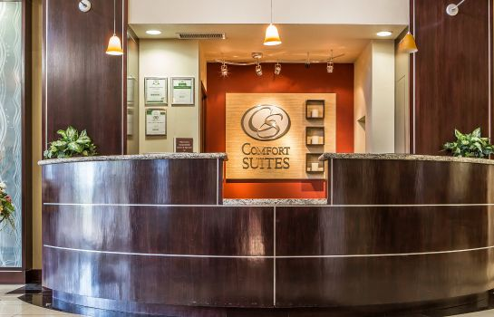 Hotelhalle Comfort Suites Troy