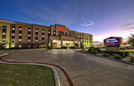 Außenansicht Hampton Inn - Suites Tulsa South-Bixby