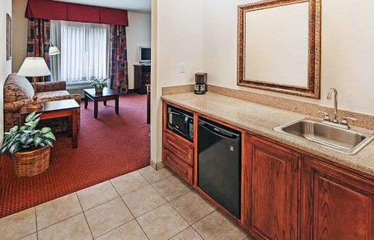 Suite Hampton Inn - Suites Tulsa South-Bixby