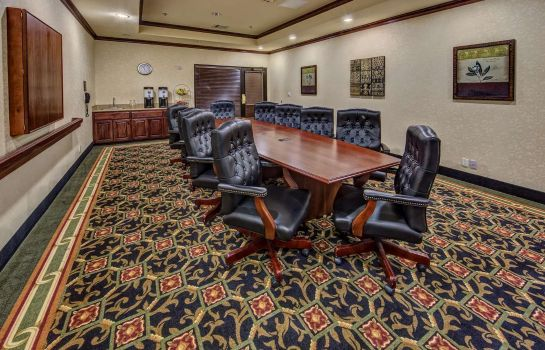 Conference room Hampton Inn - Suites Tulsa South-Bixby