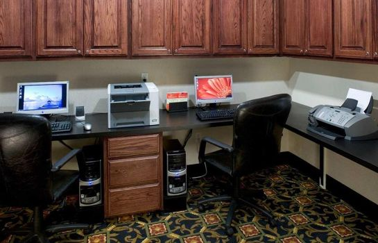 Info Hampton Inn - Suites Tulsa South-Bixby