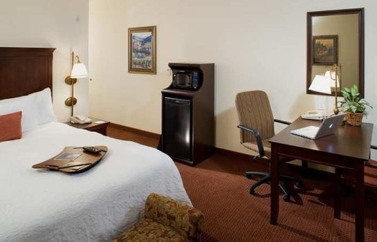 Zimmer Hampton Inn - Suites Tulsa South-Bixby