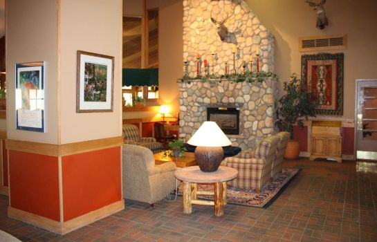 Hotelhalle EVERGREEN LODGE AT VAIL
