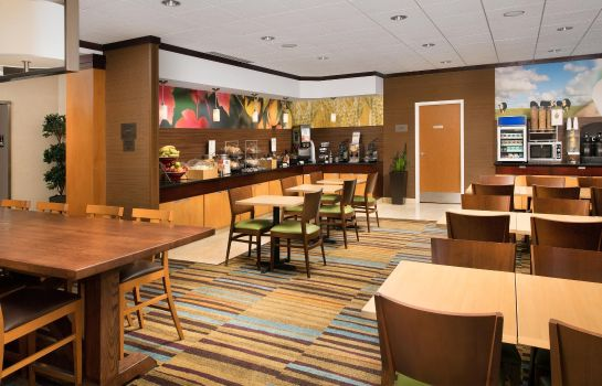 Restaurant Fairfield Inn & Suites Washington DC/New York Avenue