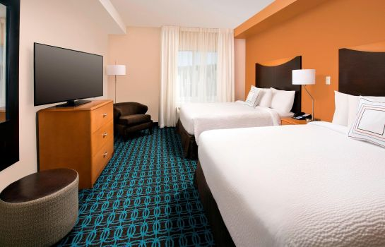 Suite Fairfield Inn & Suites Washington DC/New York Avenue
