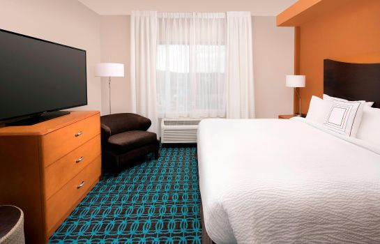 Room Fairfield Inn & Suites Washington DC/New York Avenue