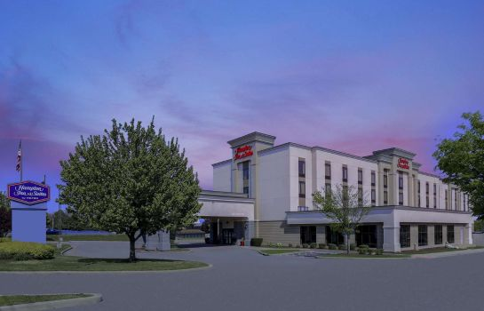 Außenansicht Hampton Inn - Suites New Haven - South - West Haven