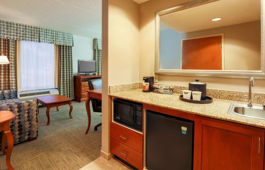 Hotel-Bar Hampton Inn - Suites New Haven - South - West Haven
