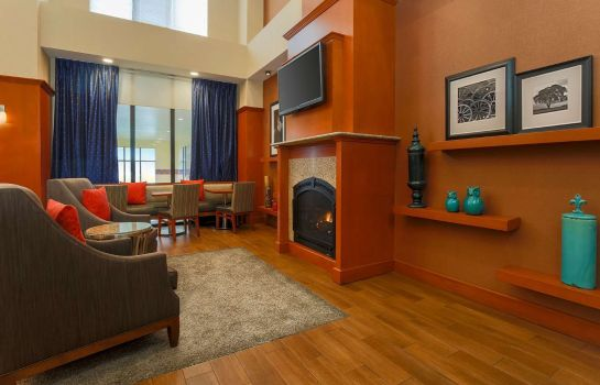 Hall Hampton Inn - Suites New Haven - South - West Haven