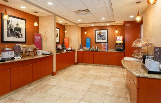 Restauracja Hampton Inn - Suites New Haven - South - West Haven