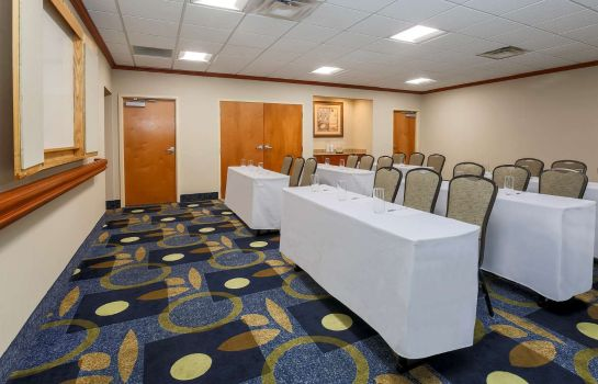 Sala konferencyjna Hampton Inn - Suites New Haven - South - West Haven