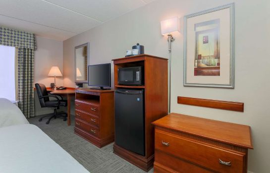 Zimmer Hampton Inn - Suites New Haven - South - West Haven