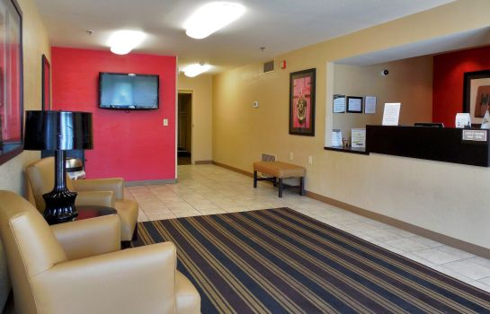 Hotelhalle Extended Stay America W Palm B