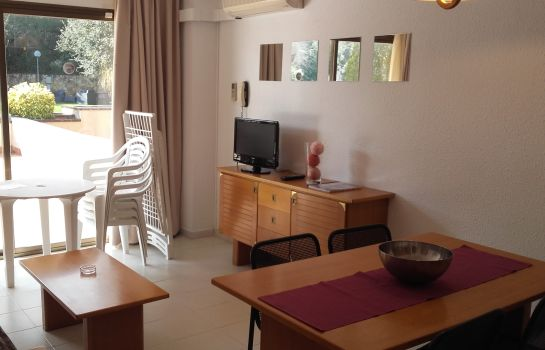 Chambre quadruple Aparthotel&Village Golf Beach