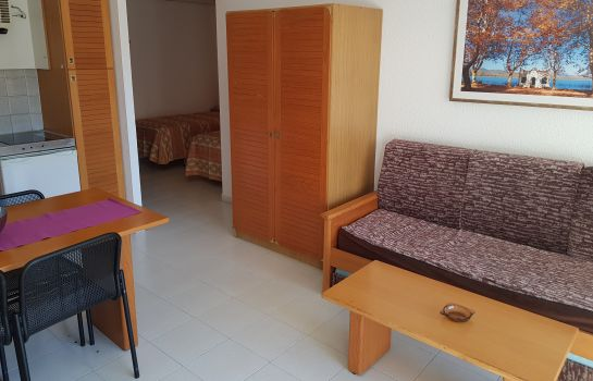 Chambre double (standard) Aparthotel&Village Golf Beach