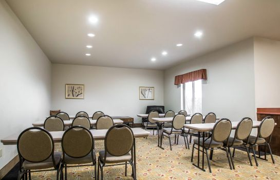 Conference room Econo Lodge Anderson