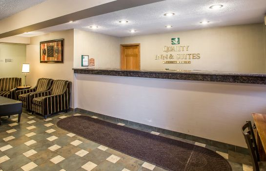 Hotelhal Quality Inn & Suites Marinette