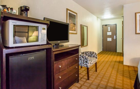 Habitación Quality Inn and Suites Marinette