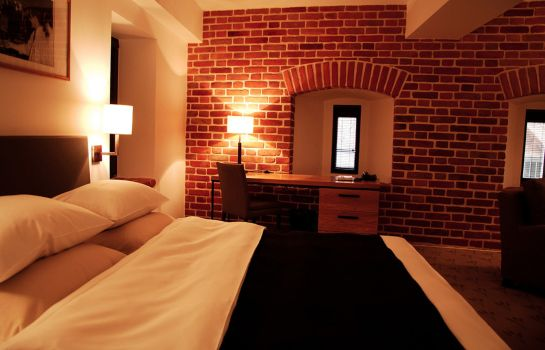 Single room (standard) The Granary La Suite Hotel