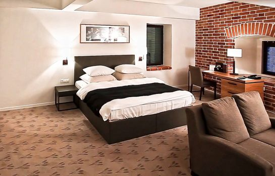 Chambre double (standard) The Granary La Suite Hotel