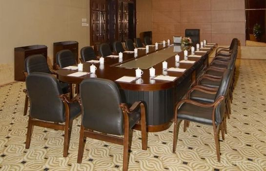 Meeting room Shenzhen Royal Century Hotel -business