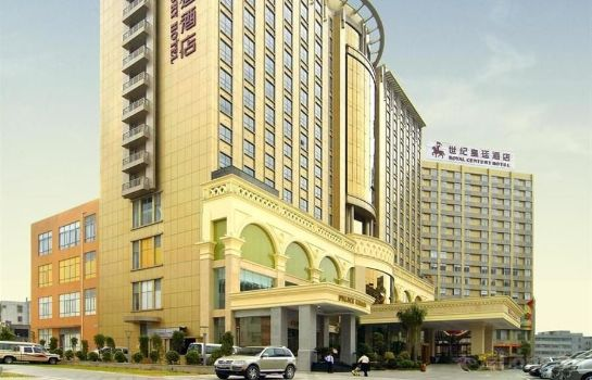 Picture Shenzhen Royal Century Hotel -business