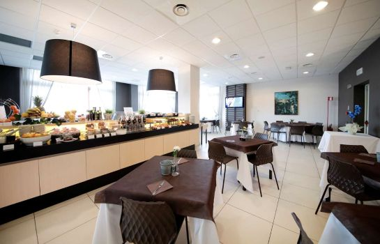 Restaurant Best Western Cristallo